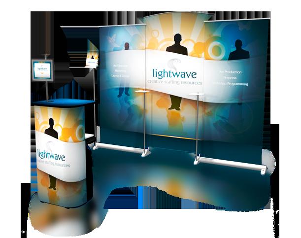 lightwave - Portable Displays