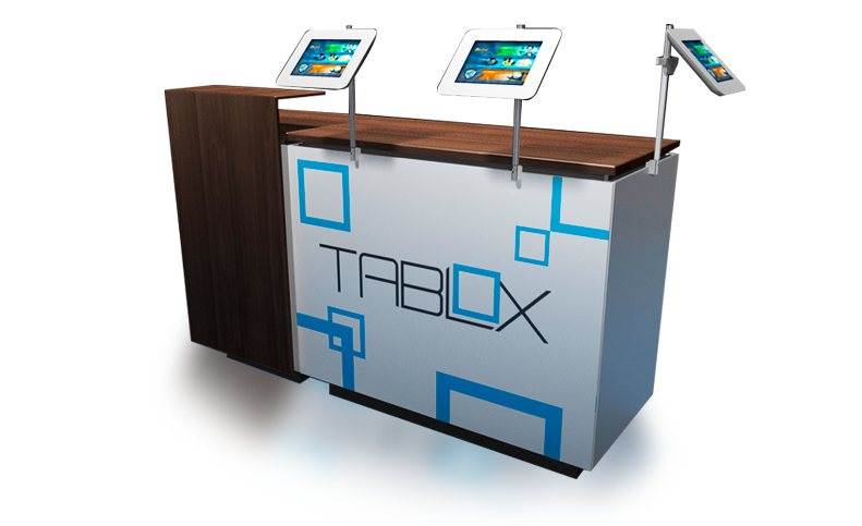 tabloxpop - Displays portátiles