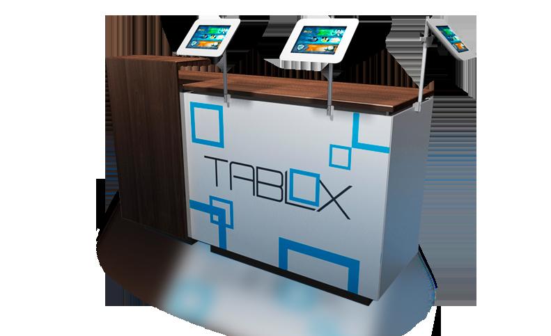 tabloxpop - Portable Displays