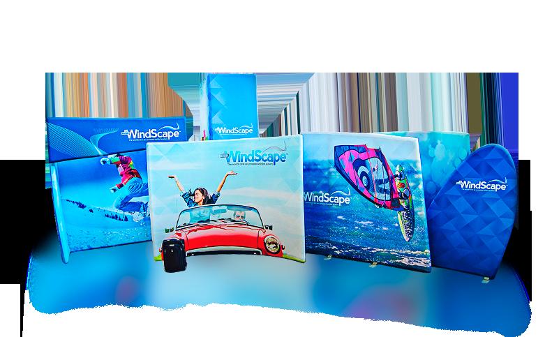 windscape - Portable Displays