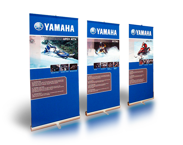 yamaha - Displays portátiles