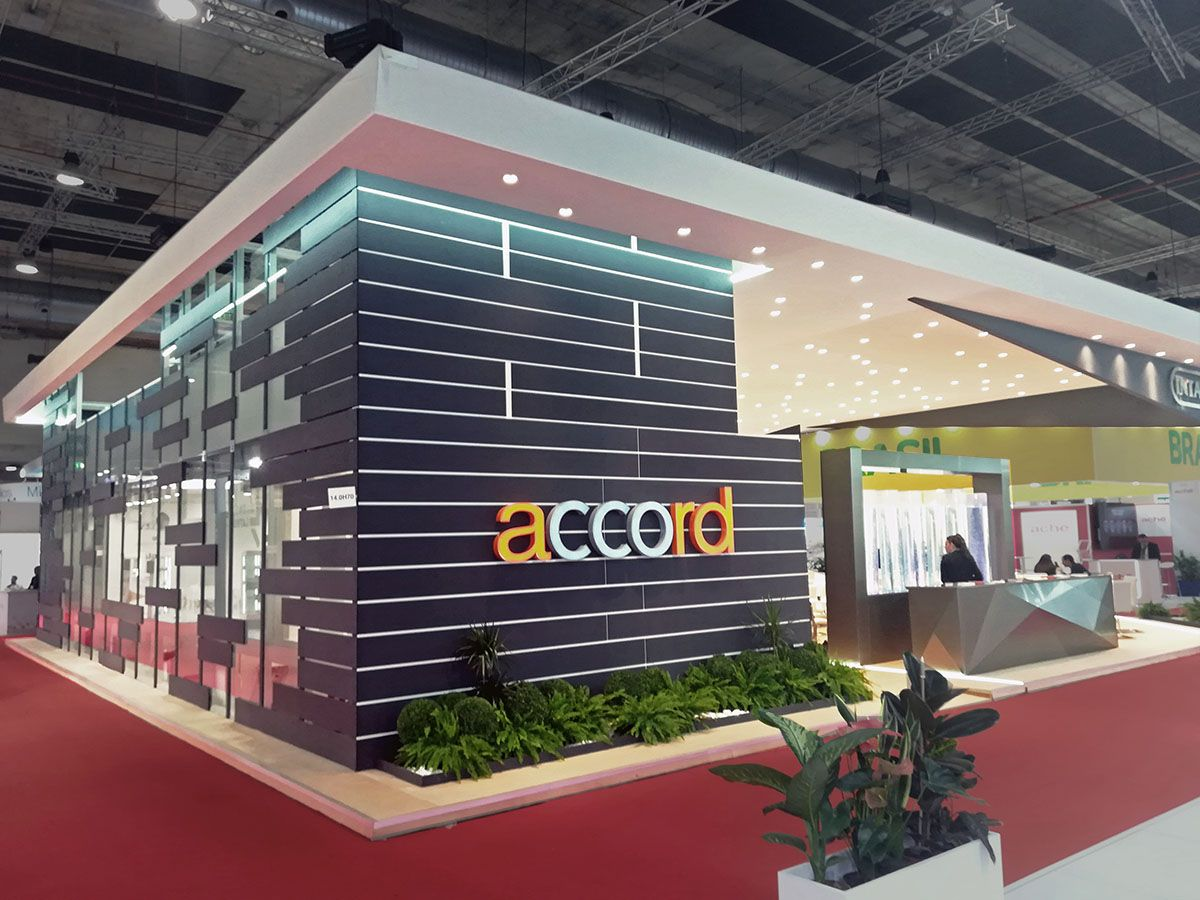 accord esquina compressor - Stand Congreso CPhI (Madrid)