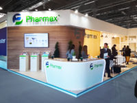 pharmex stand 2 200x150 - Modular Stands