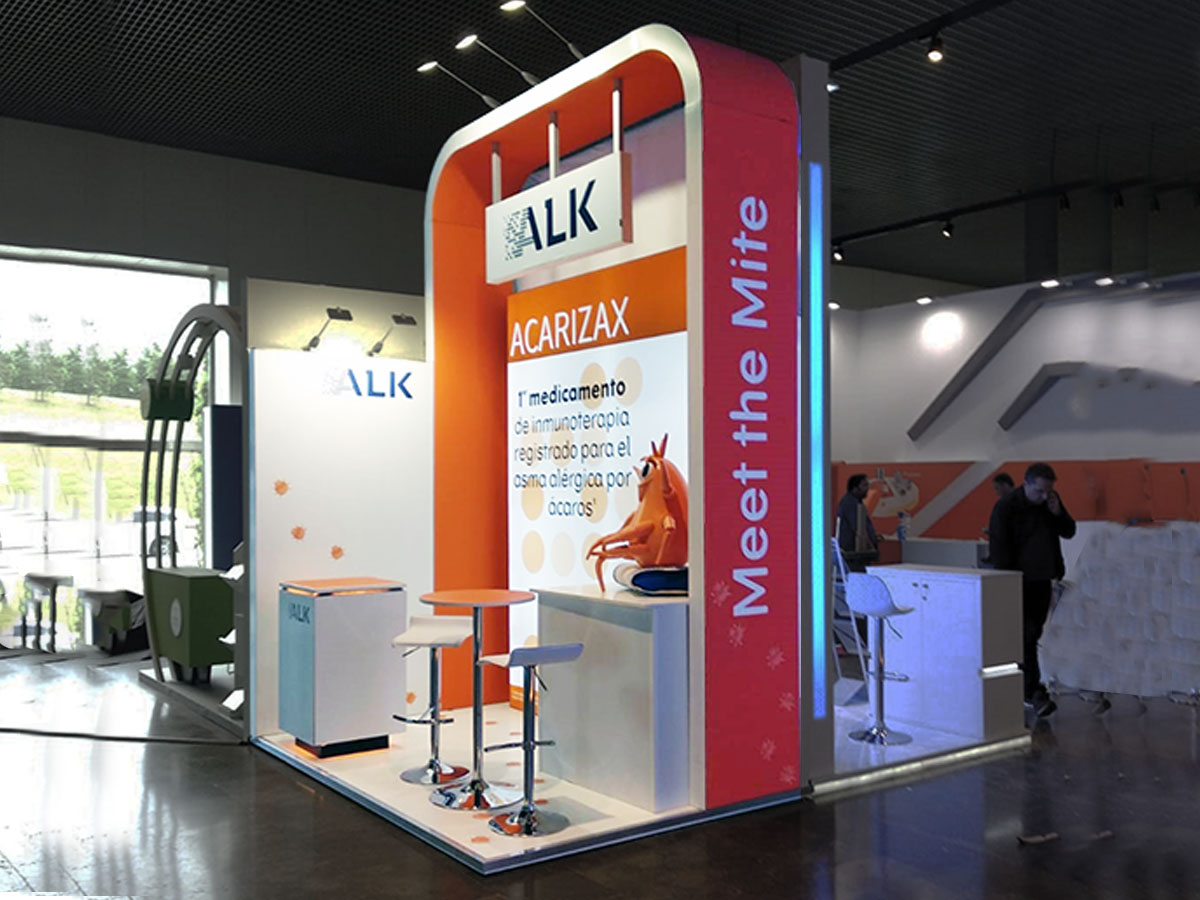 alk mini - Stands de Diseño