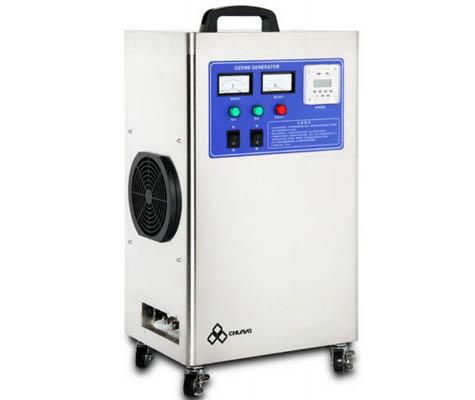 ozono 2 - Protección COVID-19