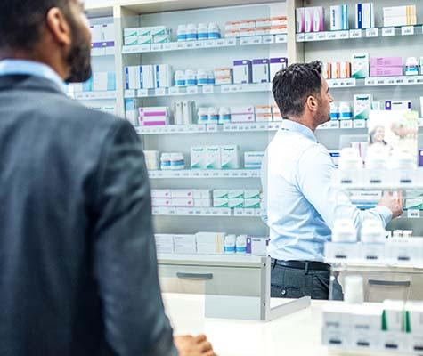 mampara farmacia - Mamparas de Protección COVID-19